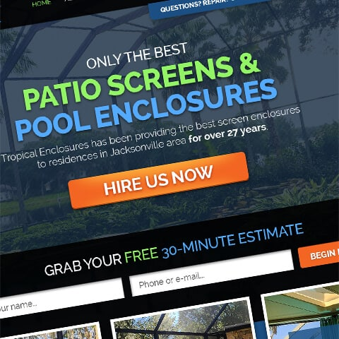 Tropical Enclosures by Master Screens