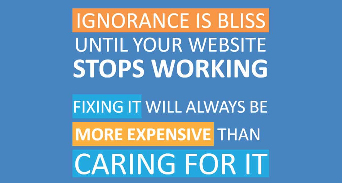 Website Maintenance Jacksonville