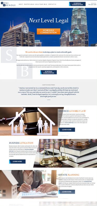 Soni Brendle - AnoLogix Featured Website - 2