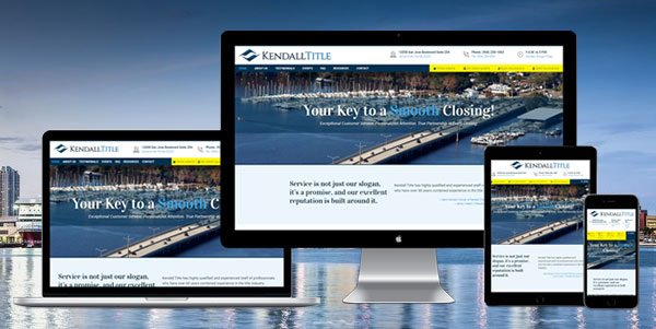 Kendall Title - AnoLogix Featured Website - 1